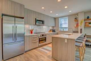 """Photo 8: 108 3289 RIVERWALK Avenue in Vancouver: South Marine Condo for sale in """"R&R"""" (Vancouver East)  : MLS®# R2578350"""