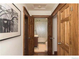 Photo 15: 595 Sherburn Street in Winnipeg: West End / Wolseley Residential for sale (West Winnipeg)  : MLS®# 1610978