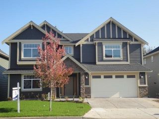 "Photo 1: 2158 MERLOT Boulevard in Abbotsford: House for sale in ""Pepin Brook"" : MLS®# F1322457"