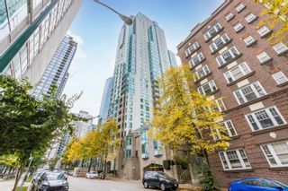 Main Photo: 2205 1238 MELVILLE Street in Vancouver: Coal Harbour Condo for sale (Vancouver West)  : MLS®# R2627728