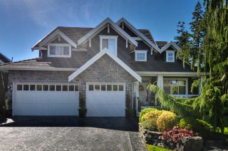 """Photo 1: 3247 142 Street in Surrey: Elgin Chantrell House for sale in """"Estates at Elgin Creek"""" (South Surrey White Rock)  : MLS®# R2230763"""