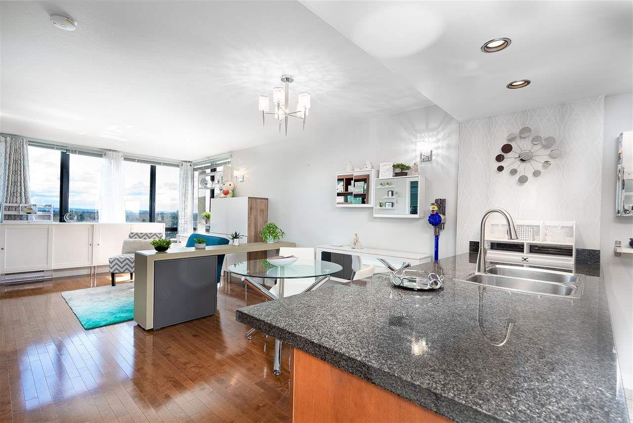 "Main Photo: 1302 9188 HEMLOCK Drive in Richmond: McLennan North Condo for sale in ""HEMPTONS PARK"" : MLS®# R2564068"