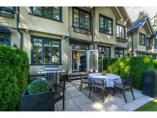 "Photo 19: 527 2580 LANGDON Street in Abbotsford: Abbotsford West Townhouse for sale in ""Brownstones"" : MLS®# R2083525"