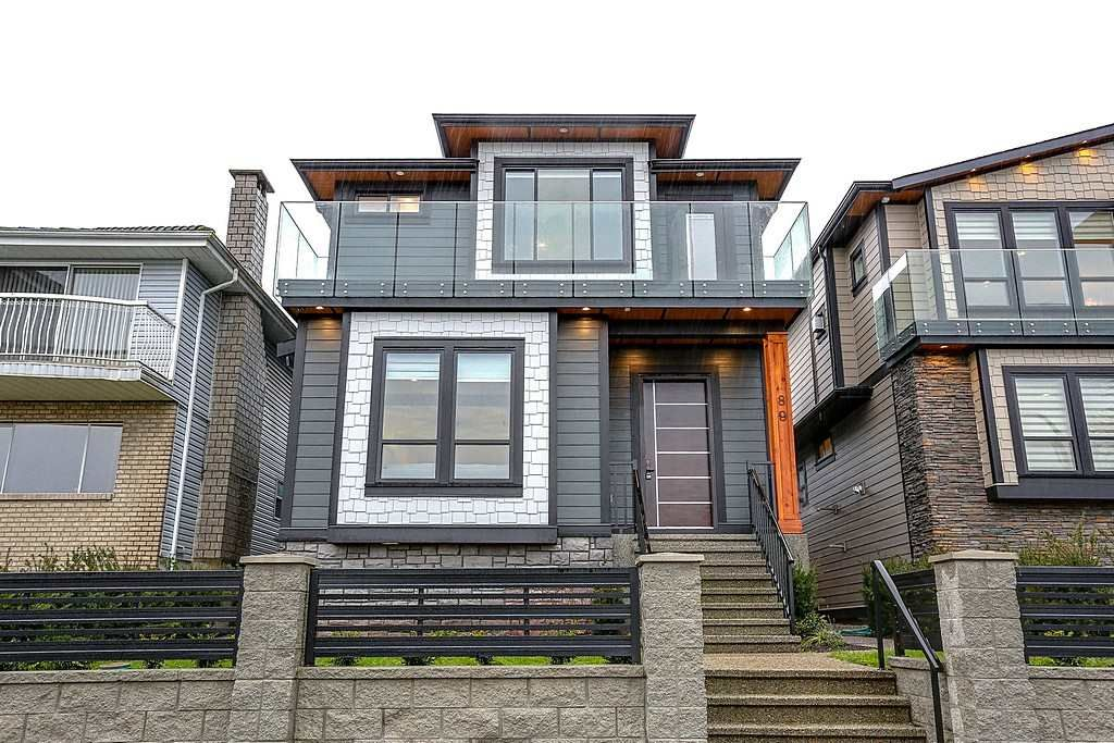 Main Photo: 89 Warwick Avenue in : Capitol Hill BN House  (Burnaby North)  : MLS®# R2133563