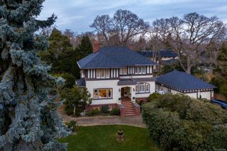 Photo 2: 2420 Lansdowne Rd in : OB Uplands House for sale (Oak Bay)  : MLS®# 869908
