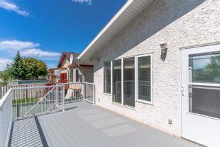 Photo 40: 8415 156 Ave NW in Edmonton: Zone 28 House Half Duplex for sale : MLS®# E4248433