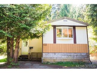 Photo 15: C3 920 Whittaker Rd in MALAHAT: ML Shawnigan Manufactured Home for sale (Malahat & Area)  : MLS®# 758158