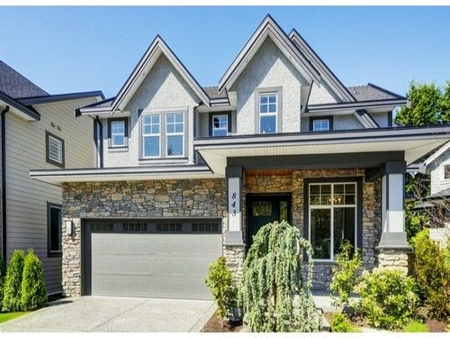 Main Photo: 843 163A Street in South Surrey White Rock: King George Corridor Home for sale ()  : MLS®# F1417074