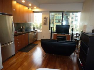 """Photo 32: 613 1333 W GEORGIA Street in Vancouver: Coal Harbour Condo for sale in """"Qube"""" (Vancouver West)  : MLS®# V1024937"""