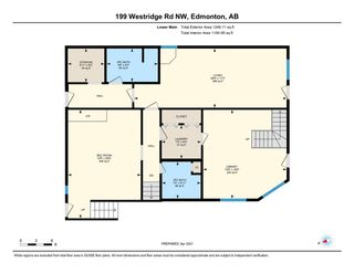 Photo 44: 199 Westridge Road in Edmonton: Zone 22 House for sale : MLS®# E4236437