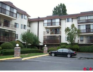 "Photo 1: 212 2414 CHURCH Street in Abbotsford: Abbotsford West Condo for sale in ""AUTUMN TERRACE"" : MLS®# F2922008"