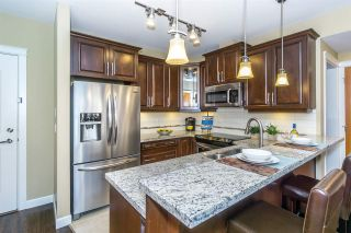 """Photo 2: 505 8258 207A Street in Langley: Willoughby Heights Condo for sale in """"Yorkson Creek - Walnut Ridge 3"""" : MLS®# R2299801"""