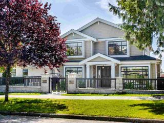Photo 1: 2350 BONACCORD Drive in Vancouver: Fraserview VE House for sale (Vancouver East)  : MLS®# R2468026