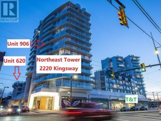 Photo 3: 906-2220 KINGSWAY in Out of Board Area: House for sale : MLS®# 15551