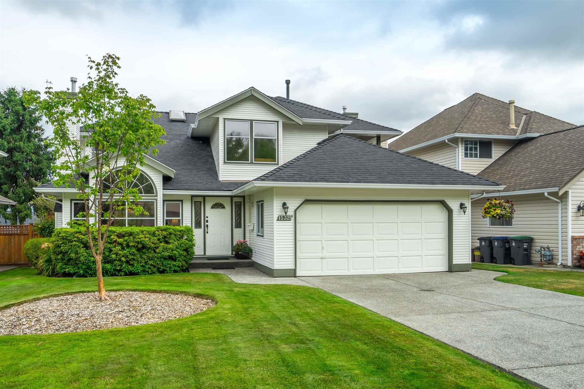 Main Photo: 15329 28A Avenue in Surrey: King George Corridor House for sale (South Surrey White Rock)  : MLS®# R2602714
