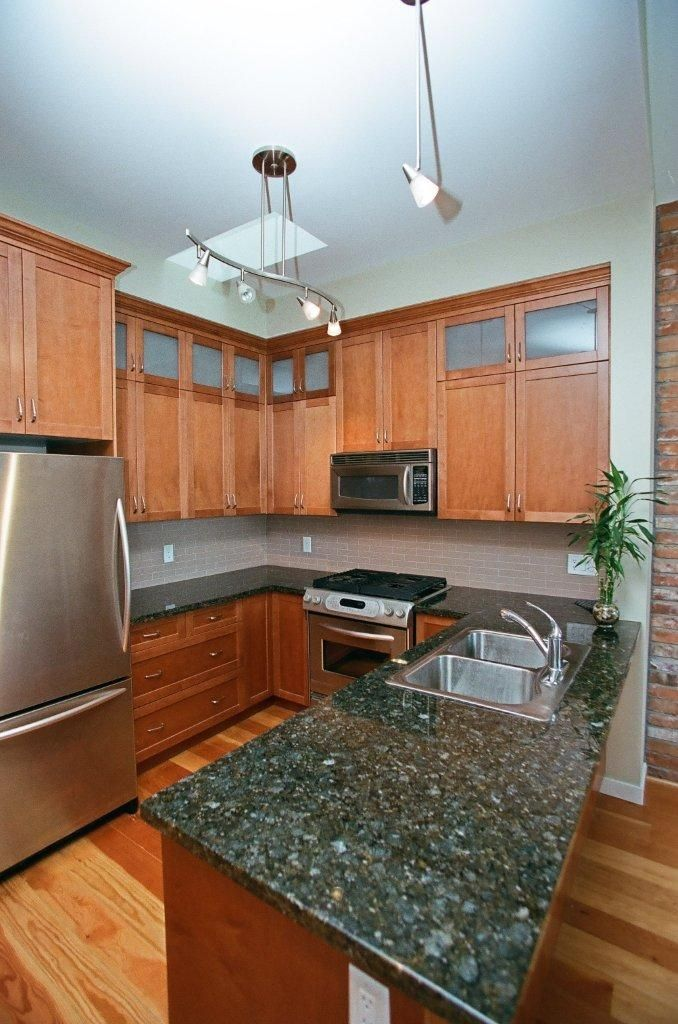 """Photo 3: Photos: 407 - 250 Salter Street in New Westminster: Condo for rent in """"Paddler's Landing"""""""