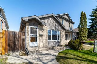 Main Photo: 82 Riverstone Road in Winnipeg: Riverbend Residential for sale (4E)  : MLS®# 202111211