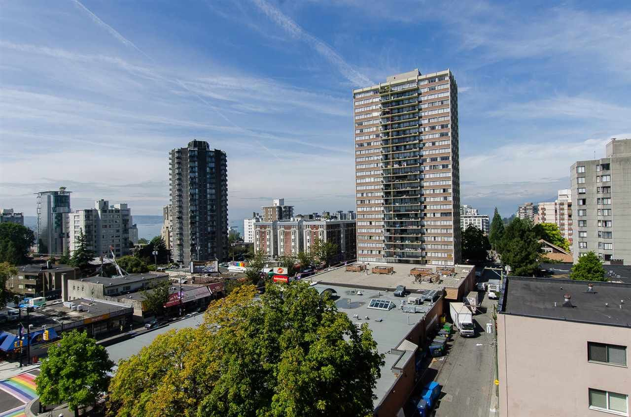 Photo 13: Photos: 802 1150 BUTE Street in Vancouver: West End VW Condo for sale (Vancouver West)  : MLS®# R2191092