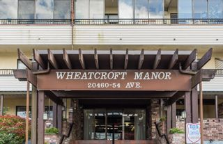"""Photo 3: 309 20460 54 Avenue in Langley: Langley City Condo for sale in """"WHEATCROFT MANOR"""" : MLS®# R2454205"""