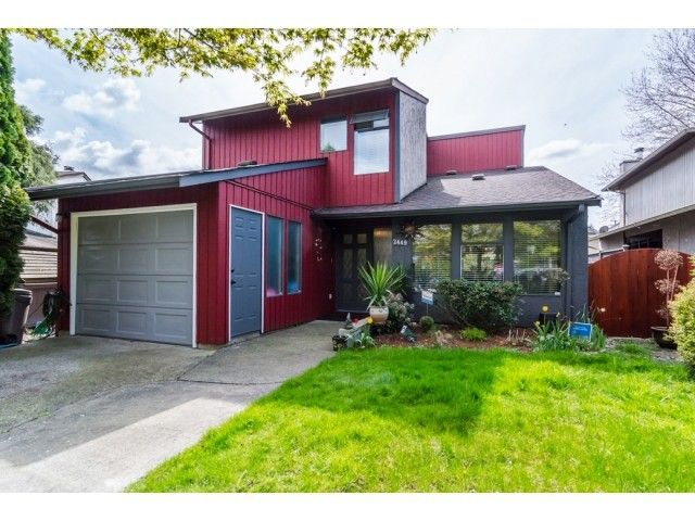 Main Photo: 2449 WAYBURNE Crescent in Langley: Willoughby Heights House for sale : MLS®# F1437139