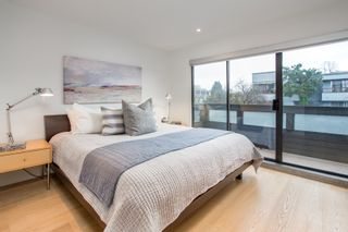 Photo 11: 1803 GREER Avenue in Vancouver: Kitsilano Townhouse for sale (Vancouver West)  : MLS®# R2434848