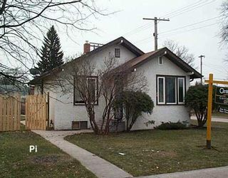 Photo 1: 42 INMAN Avenue in WINNIPEG: St Vital Single Family Detached for sale (South East Winnipeg)  : MLS®# 2619230