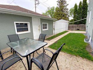 Photo 27: 126 Lenore Street in Winnipeg: Wolseley Residential for sale (5B)  : MLS®# 202112677