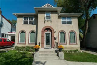 Photo 1: 165 MCADAM Avenue in Winnipeg: Scotia Heights Residential for sale (4D)  : MLS®# 1924692