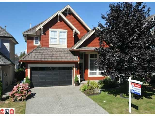 """Main Photo: 15289 35TH Avenue in Surrey: Morgan Creek House for sale in """"ROSEMARY HEIGHTS"""" (South Surrey White Rock)  : MLS®# F1221981"""