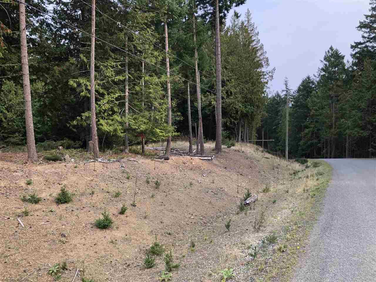 Main Photo: lot 1 GLEN ECHO Road: Mayne Island Land for sale (Islands-Van. & Gulf)  : MLS®# R2504906