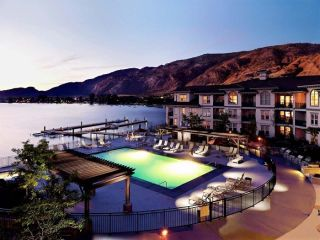 Photo 1: #107 4200 LAKESHORE Drive, in Osoyoos: House for sale : MLS®# 190346