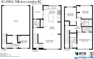 """Photo 22: 2 20852 78B Avenue in Langley: Willoughby Heights Townhouse for sale in """"BOULEVARD"""" : MLS®# R2587670"""