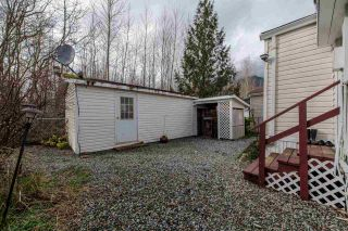 """Photo 20: 29 41168 LOUGHEED Highway in Mission: Dewdney Deroche Manufactured Home for sale in """"OASIS COUNTRY ESTATES"""" : MLS®# R2042355"""