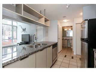 """Photo 5: 605 1082 SEYMOUR Street in Vancouver: Downtown VW Condo for sale in """"FREESIA"""" (Vancouver West)  : MLS®# V1140454"""