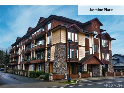 Main Photo: 104 2747 Jacklin Rd in VICTORIA: La Langford Proper Condo for sale (Langford)  : MLS®# 662008