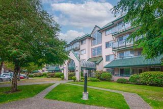 "Photo 1: 302 2958 TRETHEWEY Street in Abbotsford: Abbotsford West Condo for sale in ""Cascade Green"" : MLS®# R2607529"