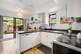 """Photo 4: 2199 MCMULLEN Avenue in Vancouver: Quilchena Townhouse for sale in """"ARBUTUS VILLAGE"""" (Vancouver West)  : MLS®# R2586427"""