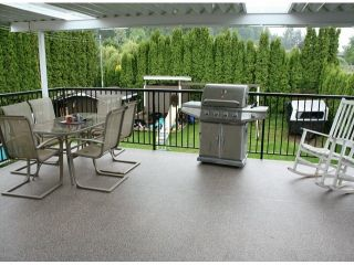 Photo 8: 35108 MORGAN Way in Abbotsford: Abbotsford East House for sale : MLS®# F1413930