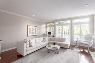 """Photo 6: 4290 HEATHER Street in Vancouver: Cambie Townhouse for sale in """"Grace Estate"""" (Vancouver West)  : MLS®# R2375168"""