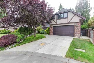 """Photo 1: 5636 GOLDENROD Crescent in Delta: Tsawwassen East House for sale in """"FOREST BY THE BAY"""" (Tsawwassen)  : MLS®# R2574789"""