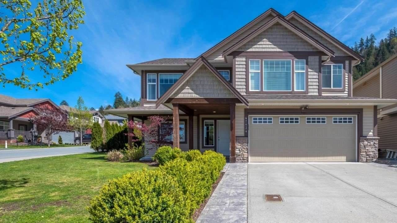 Main Photo: 47434 MACSWAN Drive in Chilliwack: Promontory House for sale (Sardis)  : MLS®# R2541908