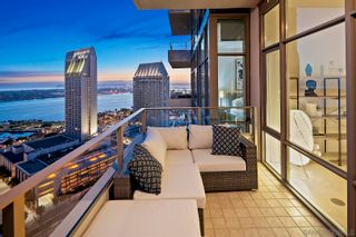 Photo 9: DOWNTOWN Condo for sale : 3 bedrooms : 550 Front St #2801 in San Diego