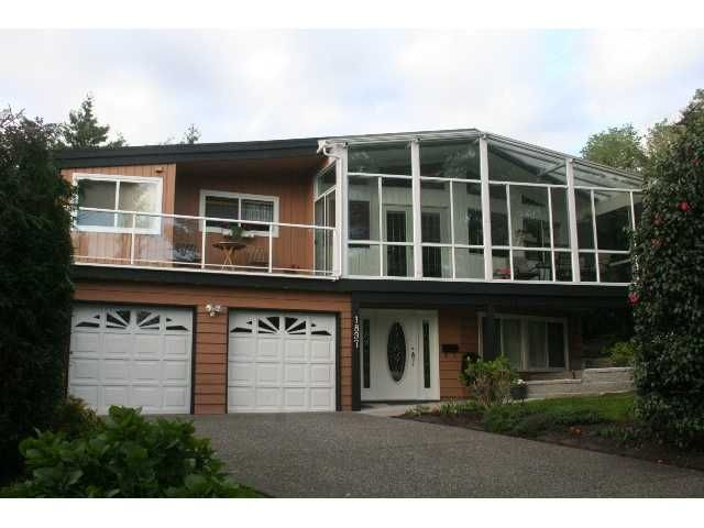 Main Photo: 1897 DAWES HILL Road in Coquitlam: Central Coquitlam House for sale : MLS®# V911386