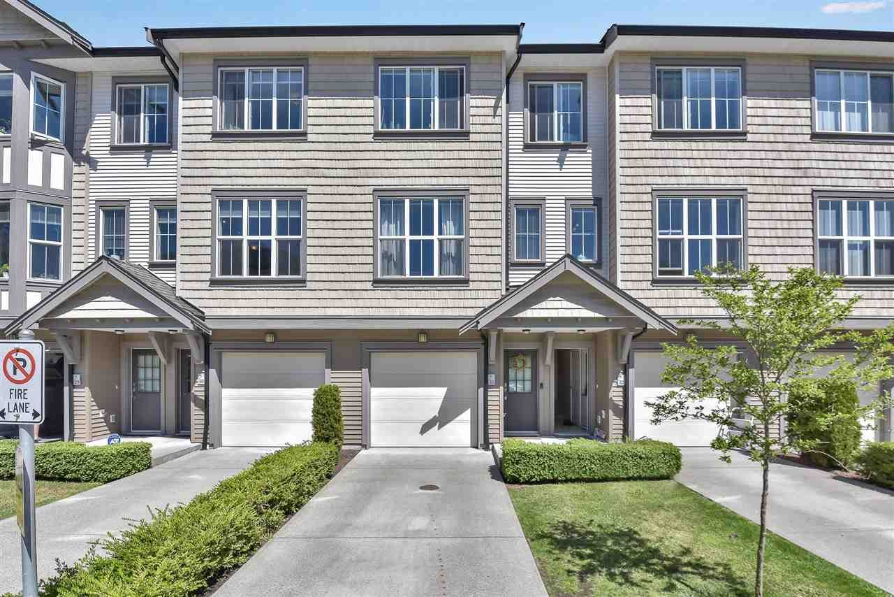 """Main Photo: 31 14838 61 Avenue in Surrey: Sullivan Station Townhouse for sale in """"Sequoia"""" : MLS®# R2588030"""