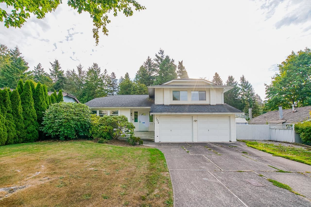 """Main Photo: 1034 162 Street in Surrey: King George Corridor House for sale in """"McNally Creek"""" (South Surrey White Rock)  : MLS®# R2616831"""