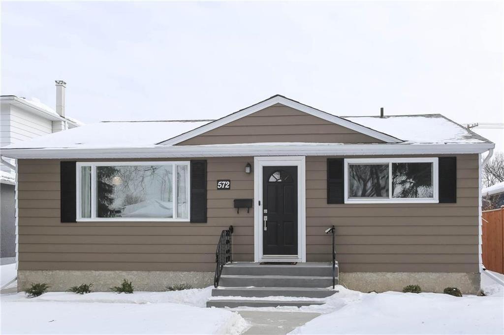 Main Photo: 572 Borebank Street in Winnipeg: River Heights Residential for sale (1D)  : MLS®# 202103236