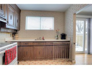 Photo 7: 258 Dussault Avenue in Winnipeg: Windsor Park Single Family Detached for sale (2G)  : MLS®# 1630256