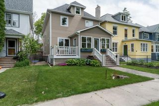 Main Photo: 445 Greenwood Place in Winnipeg: Wolseley Residential for sale (5B)  : MLS®# 202014758