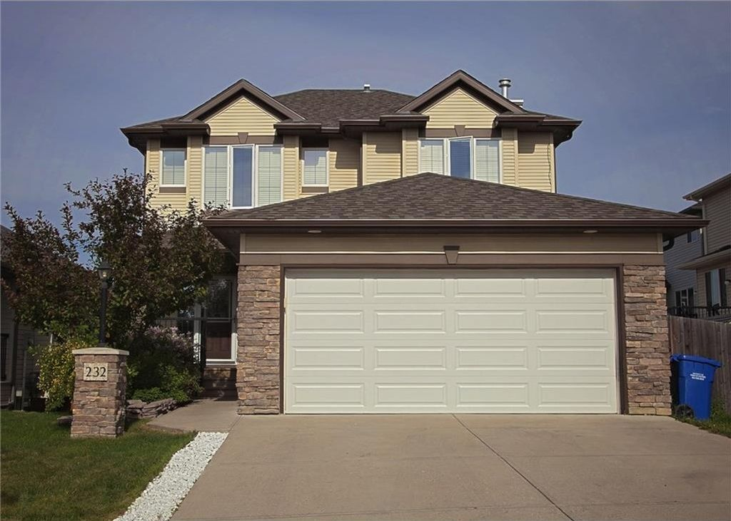 Main Photo: 232 CIMARRON Drive: Okotoks House for sale : MLS®# C4116292