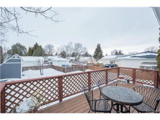 Photo 14: 358 Dalhousie Drive in Winnipeg: Fort Richmond Residential for sale (1K)  : MLS®# 1703003